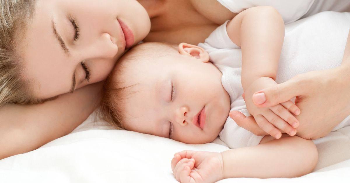 Причины долгого сна новорождённого