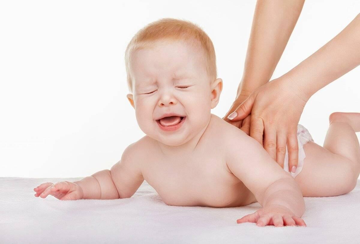 Отчего ребенок плачет