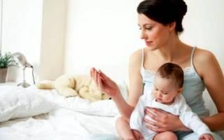 Почему ребенка тошнит без температуры и что с этим делать