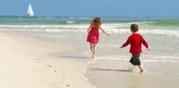 Дорогие мамочки! подскажите пожалуйста куда поехать на море с  ребенком по рф