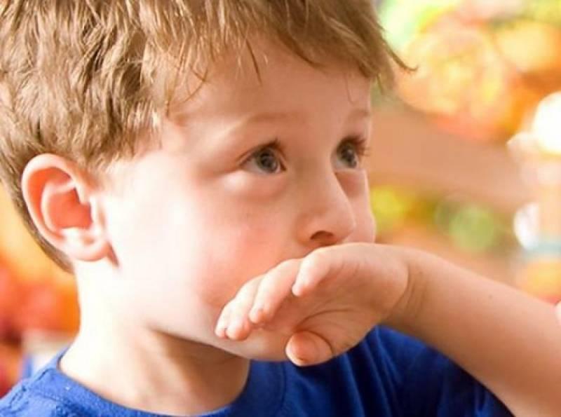 Почему у ребенка по утрам бывает рвота
