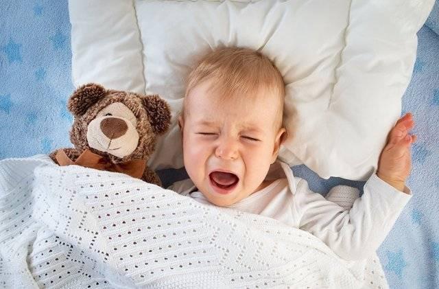 Не первый раз ночью просыпается и трясётся  6 лет