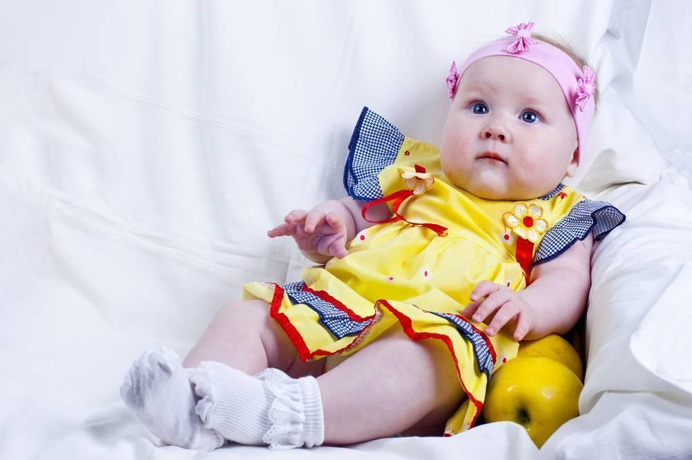 Как правильноподмывать новорожденную девочку