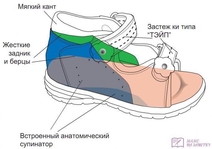 Правильная детская обувь: как выбрать и на что обратить внимание