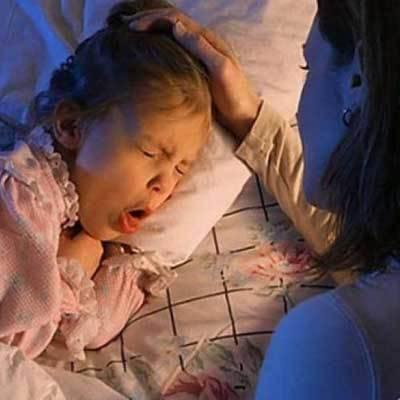 Лечение сухого кашля у ребенка народными средствами