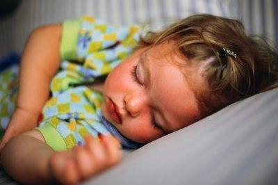 Если ребенок вспотел во сне при простуде