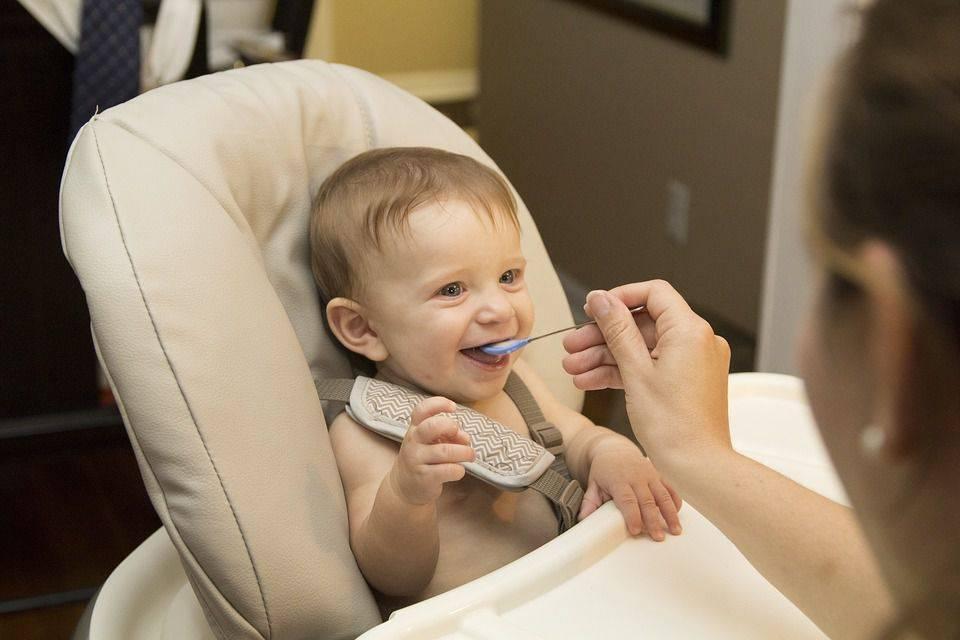 Сколько должен съедать ребенок в 2 месяца