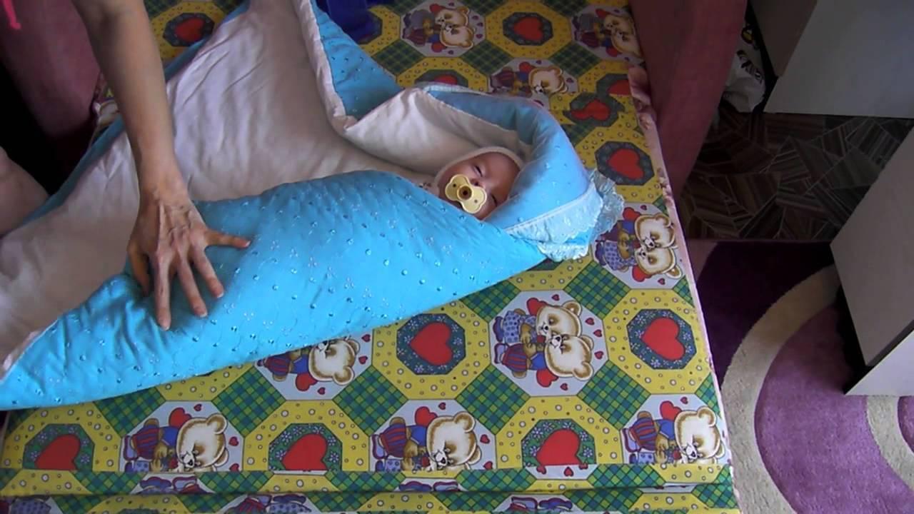 Как завернуть в одеяло ребенка — правила и рекомендации