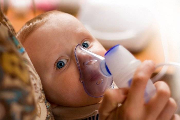 С какого возраста можно делать ингаляции детям в небулайзере