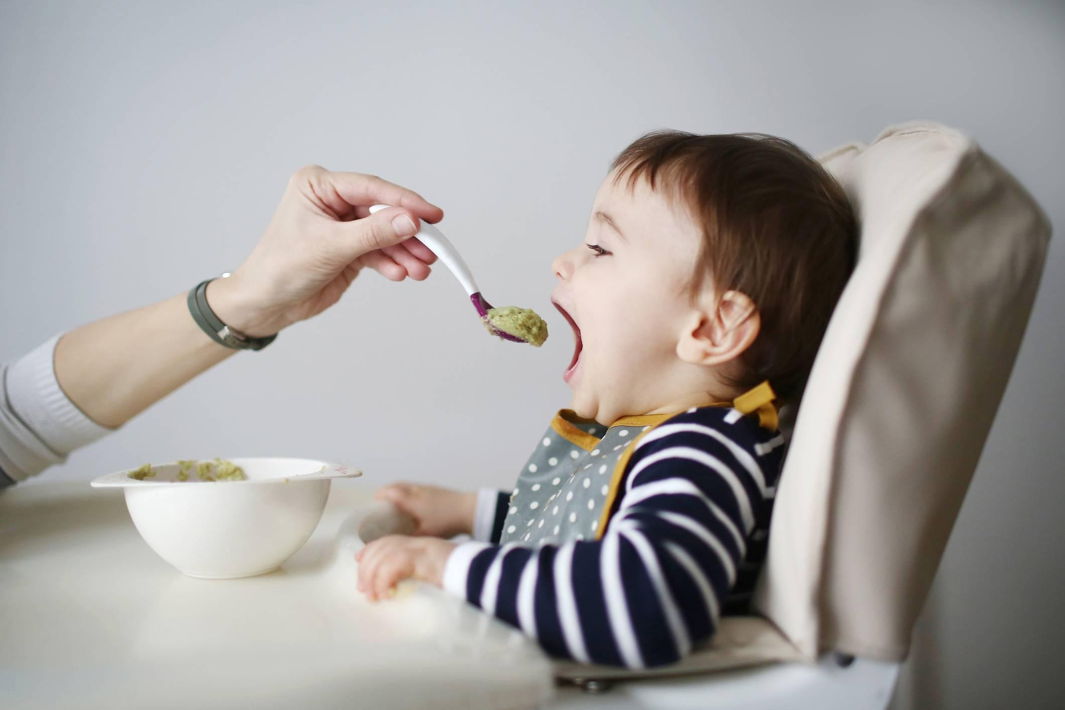 Меню ребенка в 1 год с рецептами