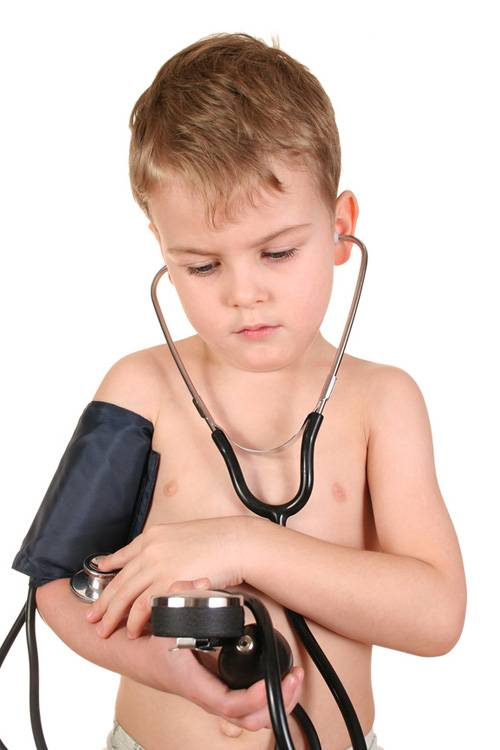 Какое давление должно быть у ребенка в 10-12 лет