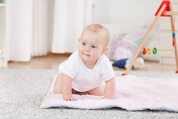 Как научить ребенка ползать на четвереньках и садиться - запись пользователя евгения (id1989535) в сообществе развитие от рождения до года в категории физическое развитие - babyblog.ru