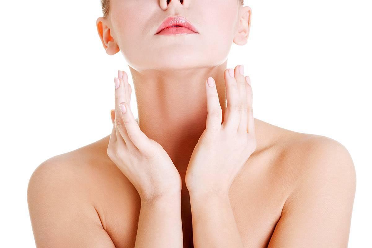 Увеличены лимфоузлы на шее у ребенка — причины воспалений