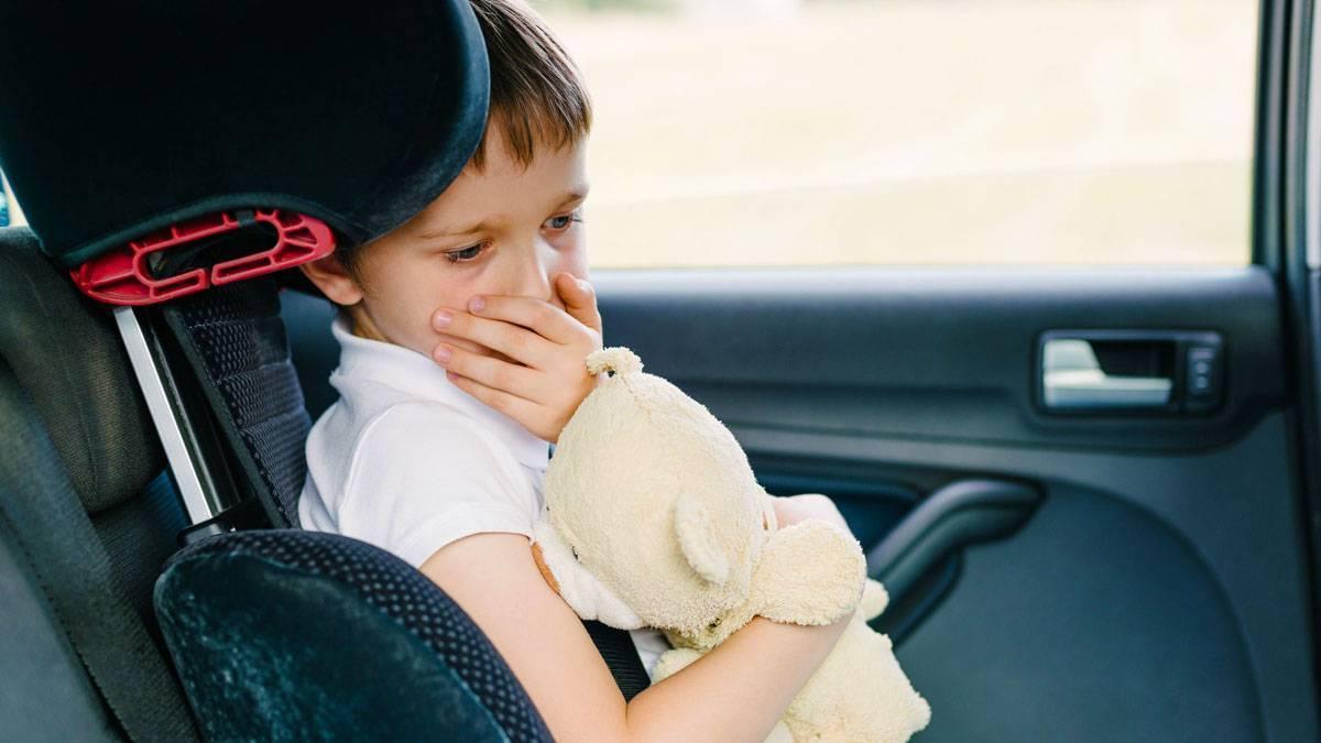 Тошнота у ребенка: что делать, первая помощь, народные средства
