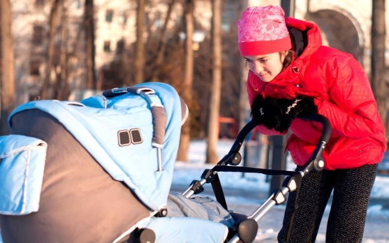 """До какого """"минуса"""" гулять? - при какой температуре можно гулять 4хмесячному ребенку - запись пользователя инна (grand617) в дневнике - babyblog.ru"""