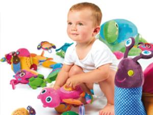 Развивающие игры для детей 1-2 лет