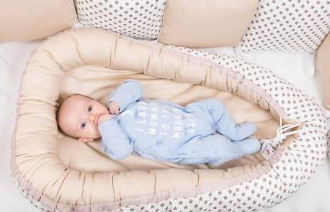 Нужен ли кокон-гнездышко - запись пользователя cherry (bgalinaalex) в сообществе выбор товаров в категории детская комната : мебель, предметы интерьера и аксессуары - babyblog.ru