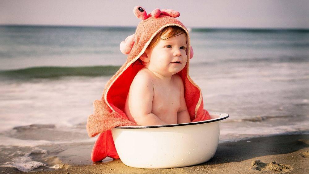 А в каком возрасте вы отучили ребенка от памперсов ??