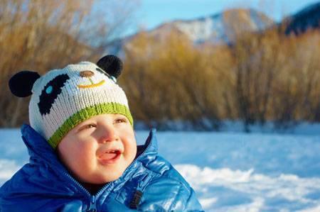 Девочки, нужен ваш совет! одеваем новорожденного зимой на прогулку!