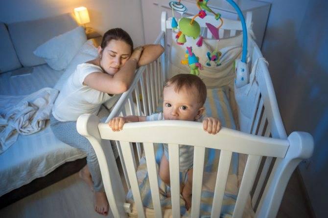 Е. комаровский: ребенок перепутал день с ночью - что делать