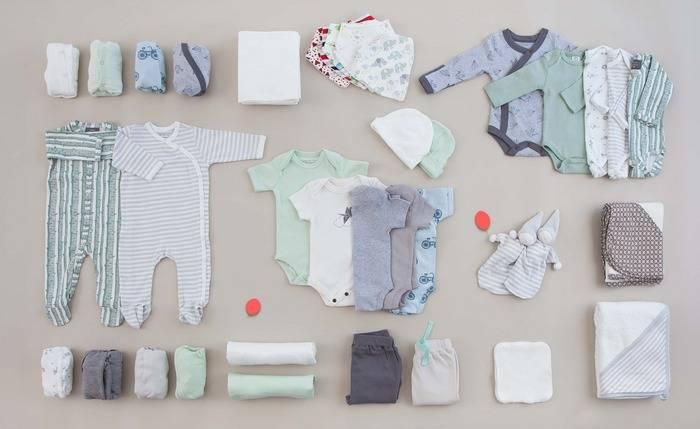 Таблицы и советы, которые помогут подобрать размер одежды для новорожденного по месяцам