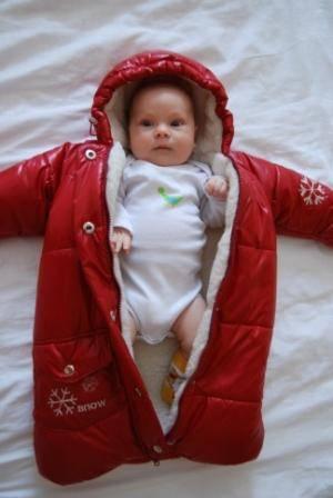 Одежда для малыша в роддом