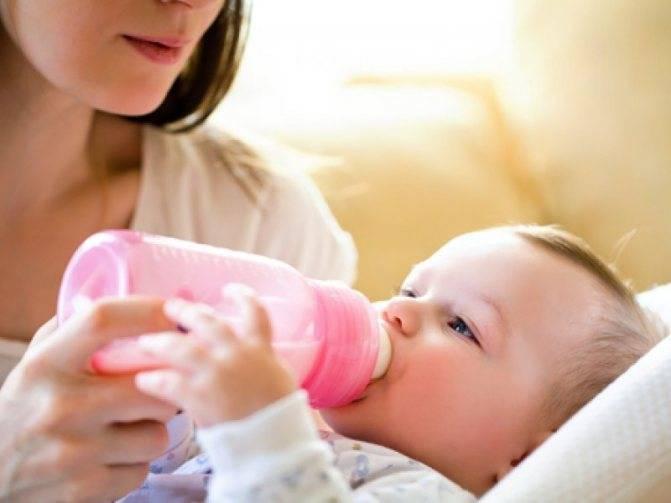 Смешанное питание новорожденного 1-2-3 месяца. как кормить, плюсы и минусы, рецепты