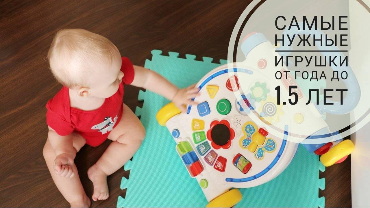 Игрушки в год и 3 месяца - запись пользователя юлия (julianna1301) в сообществе выбор товаров в категории игрушки - babyblog.ru
