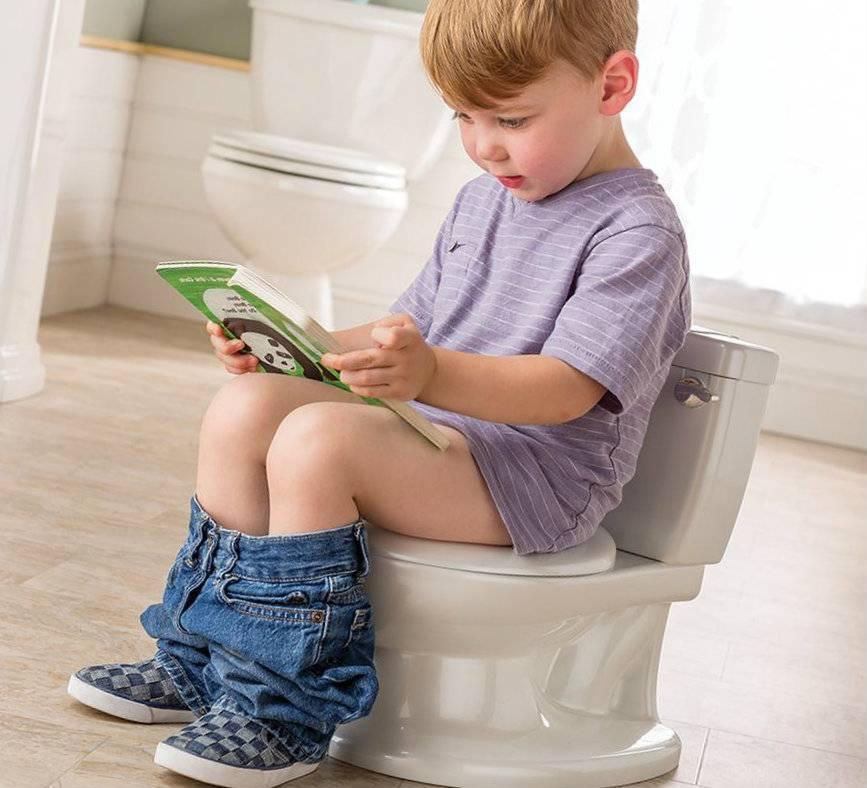 Запор у ребенка: как быстро и эффективно помочь ребенку в домашних условиях