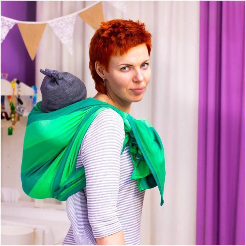 Какой слинг лучше: с кольцами или шарф - запись пользователя наталия (id1697209) в дневнике - babyblog.ru