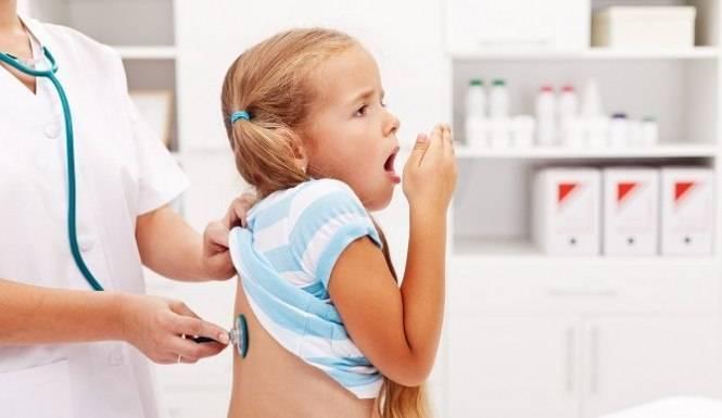 Как правильно делать массаж при кашле ребенку до года