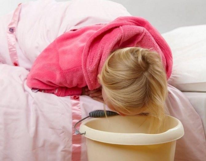 Почему у ребенка рвота без температуры и ее лечение