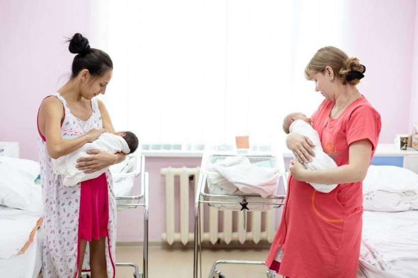 На какой неделе рожают второго ребенка