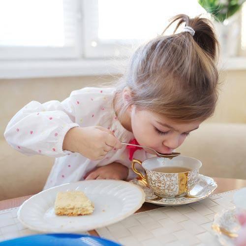 Чай для ребенка — можно ли младенцам, в каком возрасте