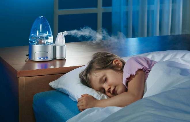 Оптимальная влажность воздуха в детской – какая должна быть и как добиться
