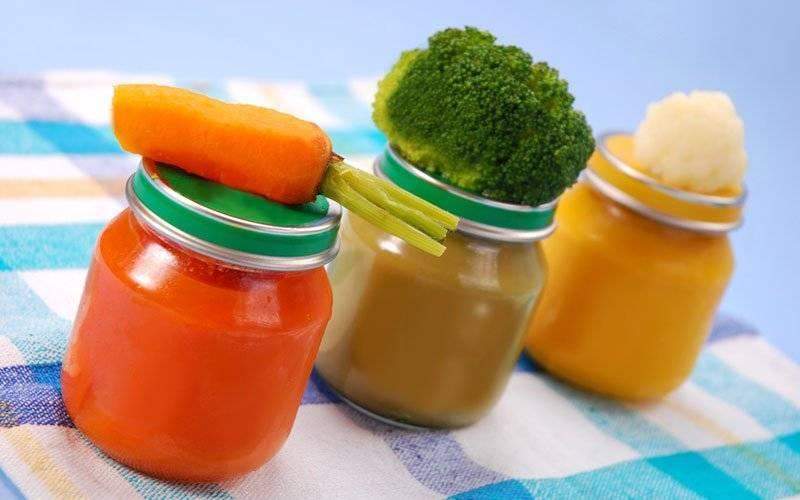 Овощи, необходимые грудничку для первого прикорма