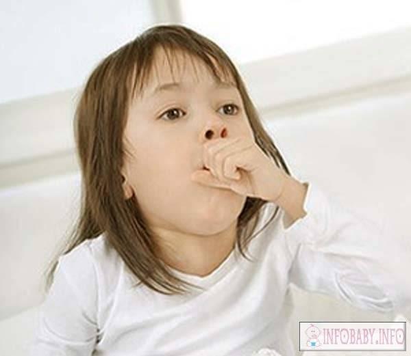 Как вывести мокроту из бронхов при кашле у ребенка