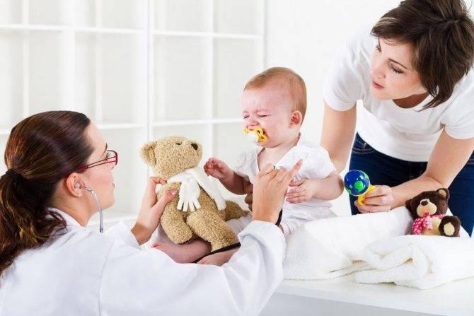 Холодные руки и ноги у ребенка при простуде
