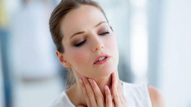 Лимфоузлы на шее у ребенка: причины увеличения и воспаления, лечение