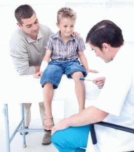 Почему после высокой температуры у ребенка болят ноги
