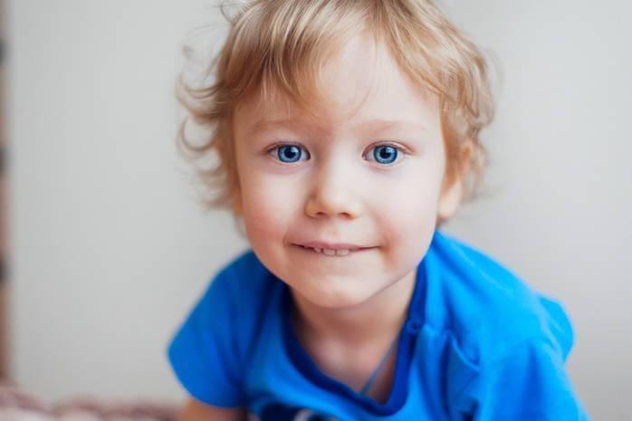 Что значат отеки под глазами у ребенка?