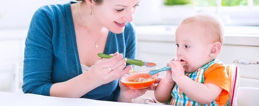 Если ребенок отказывается есть