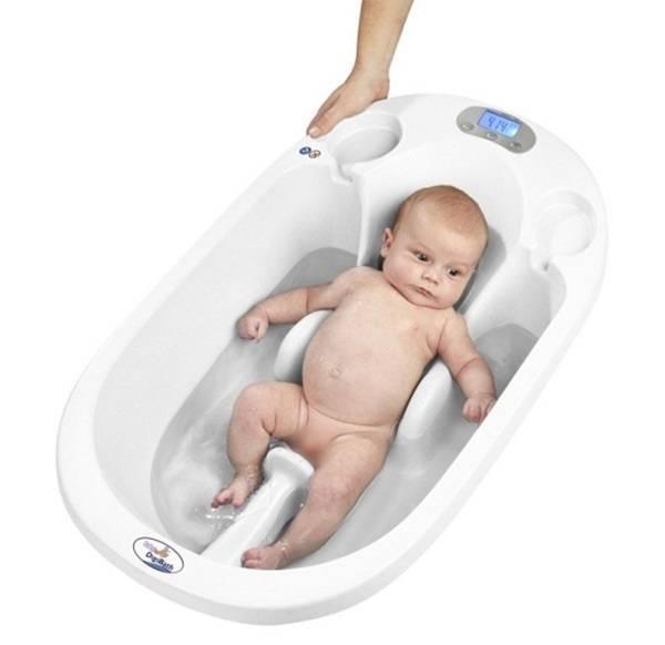 Гамак для купания новорожденных: как выбрать и использовать