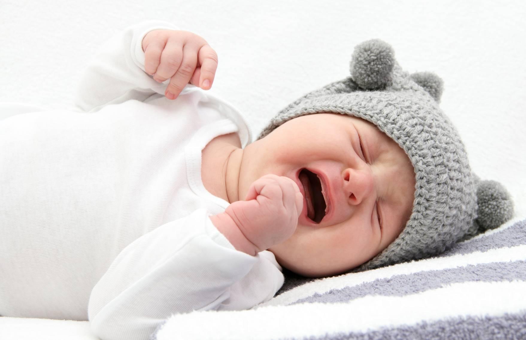 Здоровье новорожденного: запоры, их причины и лечение