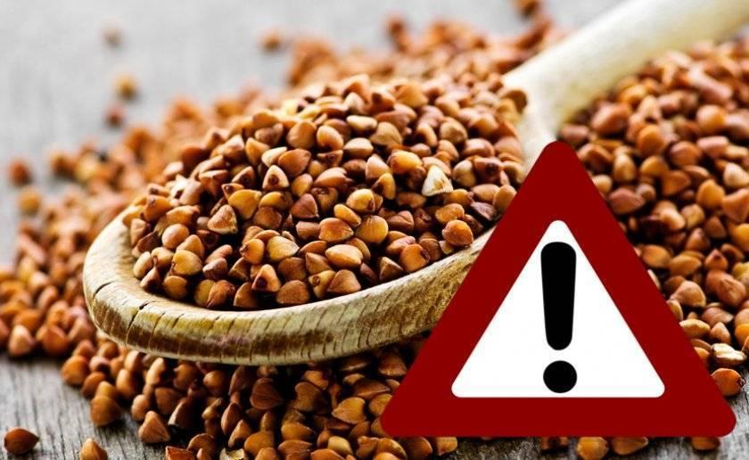 Признаки аллергии на гречку и ее лечение
