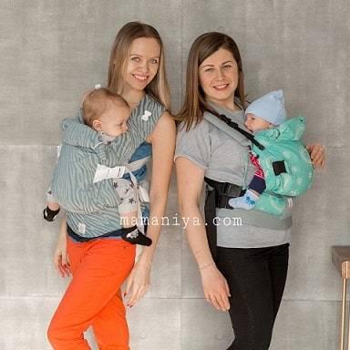 Можно ли носить в эрго-рюкзаке малышку 4х месяцев???