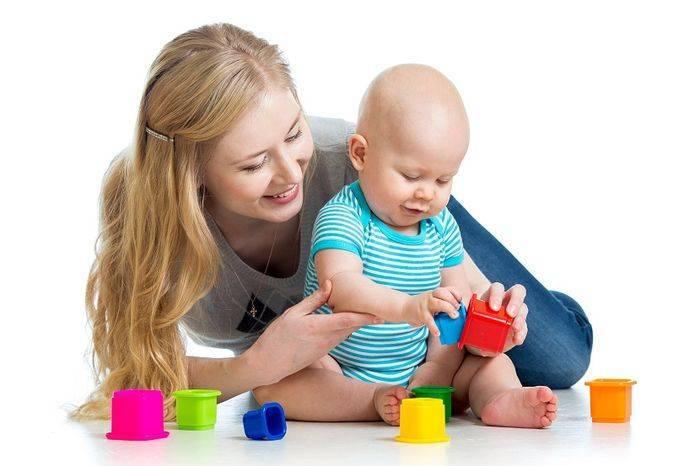 Советы родителям: как и во что играть с ребенком в 2 года