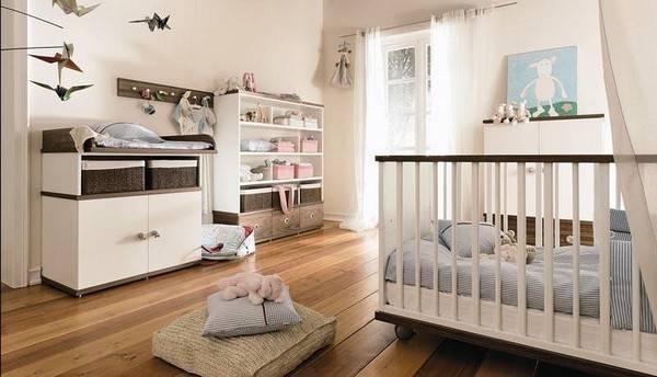 Что должно быть в детской комнате для новорожденного: 63 фото-идеи дизайна интерьера
