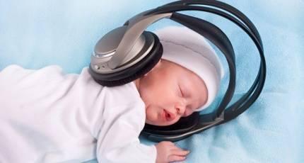 Белый шум для новорожденных слушать онлайн бесплатно для сна