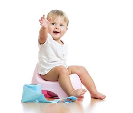 С какого возраста приучать детей к горшку? как выбрать детский горшок?